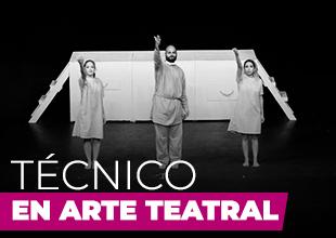 Técnico en Arte Teatral