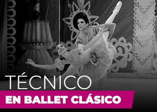 Técnico en Ballet